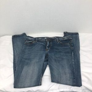 Mossimo Size 11 Skinny Fit 6 Jeans -a0921